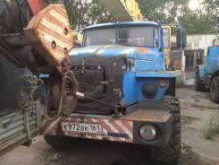 Челябинец КС-45721. Продам автокран Урал КС 45721 (692901) . 2008 г. в.