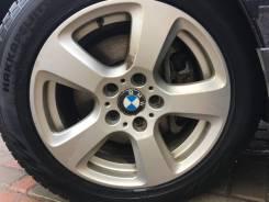 BMW 243 стиль 7,5x17 ET 43 + hakkapeliitta R 225/55R17. 7.5x17 5x120.00 ET43 ЦО 72,6мм.