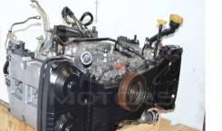 Двигатель в сборе. Subaru Impreza WRX, GC8, GC8LD3 Subaru Forester, SF5 Subaru Legacy Subaru Impreza WRX STI, GC8 Двигатели: EJ20, EJ205, EJ201, EJ202...