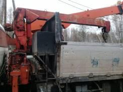 Nissan Diesel Condor. Продам грузовой-бортовой кран-балка, 6 925 куб. см., 7 980 кг. Под заказ