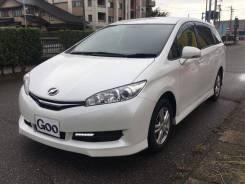 Toyota Wish. автомат, передний, 1.8, бензин, 34 000 тыс. км, б/п. Под заказ