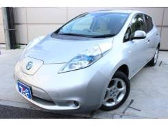 Nissan Leaf. автомат, передний, электричество, 53 903 тыс. км, б/п. Под заказ