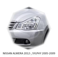 Накладка на фару. Nissan Sylphy Nissan Almera