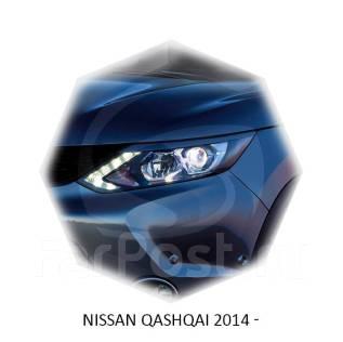 Накладка на фару. Nissan Qashqai, J11 Двигатели: MR20DE, H5FT, R9M