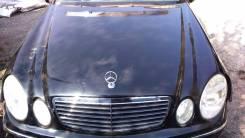 Капот. Mercedes-Benz E-Class, W211 Двигатели: M113E55, M273E55