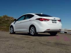 Hyundai Elantra. MD