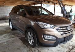 Hyundai Santa Fe. DM