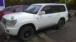 Toyota Land Cruiser 100. автомат, 4wd, бензин