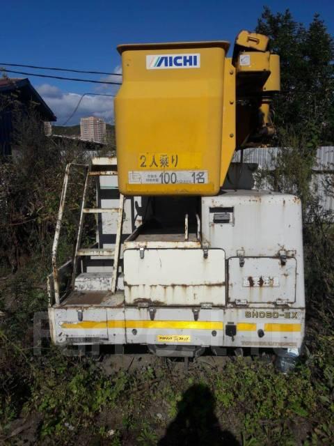 Aichi. Автовышка SH060