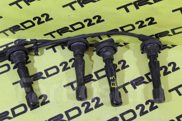 Высоковольтные провода. Honda CR-V, E-RD1, GF-RD2, GF-RD1 Honda Ballade Honda Orthia, E-EL3, E-EL2, GF-EL3, GF-EL2, E-EL1 Honda Integra Двигатели: B18...