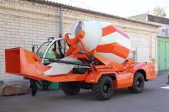 Tigarbo Unimix-4. Мобильный бетоносмеситель Унимикс-4, 4,00куб. м. Под заказ