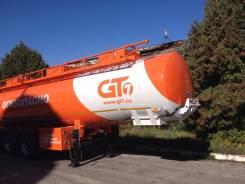 GT7 ППЦ-28. Продаётся бензовоз новый 28 м3, 3 секции, 27 998 кг.
