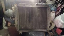 Радиатор охлаждения двигателя. ЗИЛ 130