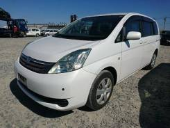 Toyota Isis. вариатор, передний, 2.0 (155 л.с.), бензин, 117 тыс. км, б/п, нет птс. Под заказ