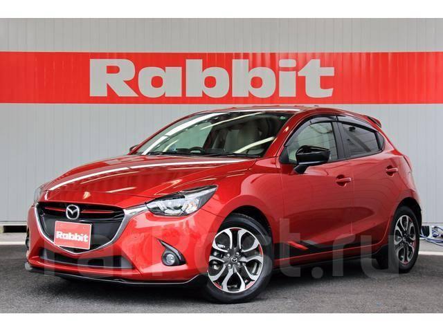 Mazda Demio. автомат, передний, 1.5, дизель, 16 195тыс. км, б/п. Под заказ