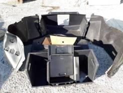 Обшивка багажника. Toyota Mark II, JZX110, GX110