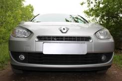 Renault Fluence. L30R, K4M