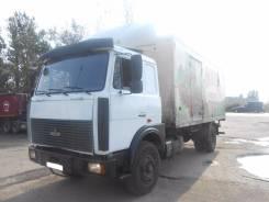 МАЗ. -533603 фургон изотермический, 11 150 куб. см., 7 500 кг.