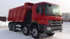 Mercedes-Benz Actros. Самосвал Мercedes-Benz Actros 4141К, 12 000 куб. см., 32 000 кг. Под заказ