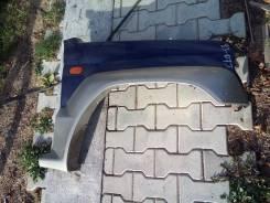 Крыло. Mitsubishi Pajero