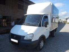 ГАЗ 3302. Промтоварный фургон ГАЗ-3302, 2 890 куб. см., 1 200 кг.