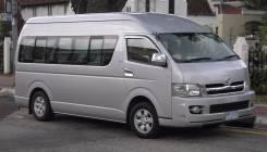 Toyota Hiace. H200 TRH203L, 2TRFE 1KDFTV