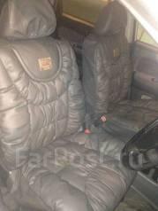 Пошив чехлов на сиденья 3D в салон: Toyota Land Cruiser 100, Hiiux Surf
