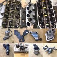 Блок двс и детали. Honda Legend, KB1 Двигатель J35A8