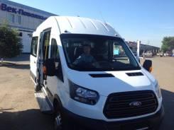 Ford Transit. Форт транзит, 2017, 2 200 куб. см., 23 места