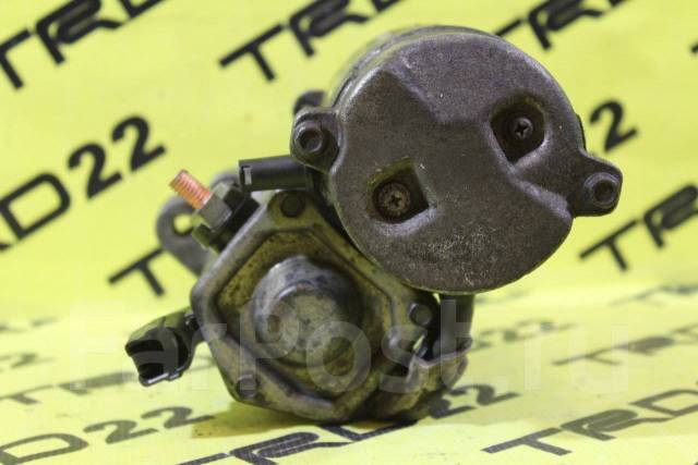 Стартер. Toyota: Grand Hiace, 4Runner, Hilux Surf, Hilux, Granvia, Land Cruiser Prado Двигатель 5VZFE