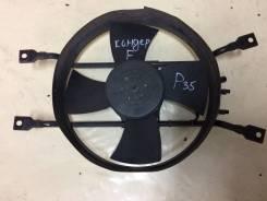 Вентилятор радиатора кондиционера. Mitsubishi Delica, P04W, P25W, P25V, P25T, P35W, P05W, P05T, P03W, P03V, P05V, P24W