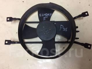 Вентилятор радиатора кондиционера. Mitsubishi Delica, P03V, P03W, P04W, P05T, P05V, P05W, P24W, P25T, P25V, P25W, P35W