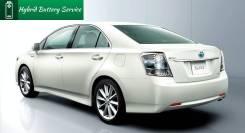 Высоковольтная батарея. Lexus HS250h Toyota Sai