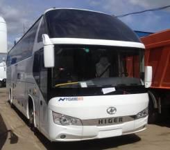 Higer KLQ6122B. Higer KLQ 6122B, 51 место (спальное место), туристический автобус, 2 200 куб. см., 51 место