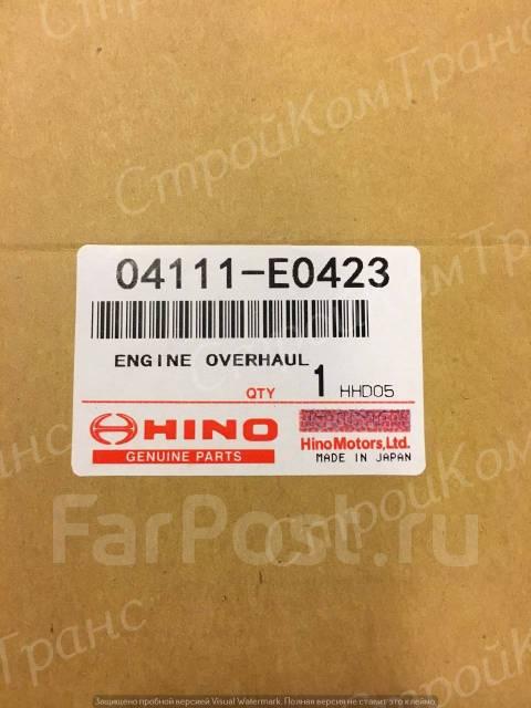 Ремкомплект двигателя. Hino 700 Hino Profia Двигатель E13C
