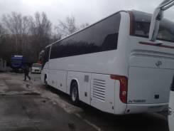 Higer KLQ6129Q. Higer KLQ 6129Q, 47 мест (WC+холодильник+куллер), туристический автобус, 2 200 куб. см., 47 мест