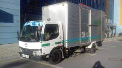 Mazda Titan. Продам грузовик. будка 16 кубов., 4 100 куб. см., до 3 т