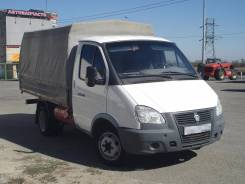 ГАЗ Газель. ГАЗ 3302 Газель, газ/бензин, 2 690 куб. см., 2 000 кг.