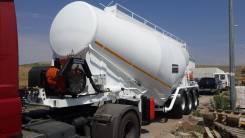 Oztas Trailer. Продаётся цементовоз V - образный, новый, 40 000 кг.