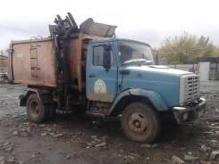 ЗИЛ. Продам мусоровоз Зил. ХТС., 6 000куб. см.