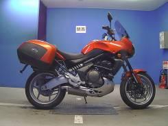 Kawasaki Versys. 650 куб. см., исправен, птс, без пробега