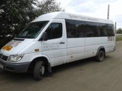 Mercedes-Benz Sprinter 411 CDI. Автобус , 2 200 куб. см., 20 мест
