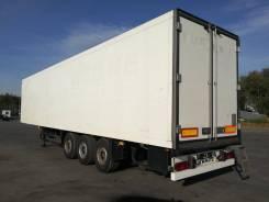 Schmitz Cargobull. Шмитц 2005 рефрижератор Carrier maxima 1300