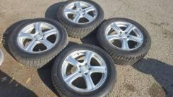 Продам колёса. 7.0x17 5x114.30 ET45 ЦО 70,5мм.