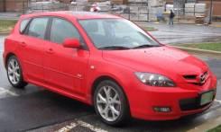 Mazda 3. BK, MZR Z6