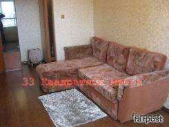 1-комнатная, улица Новожилова 3а. Борисенко, агентство, 34кв.м. Комната