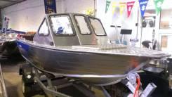 Rusboat. Год: 2018 год, длина 4,30м., двигатель подвесной, 40,00л.с., бензин