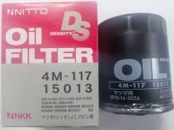 Фильтр масляный Nitto 4m117 Япония c415