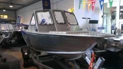 Rusboat. Год: 2017 год, длина 4,30м., двигатель подвесной, 40,00л.с., бензин. Под заказ