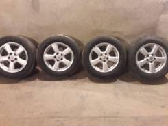 Жирные японские зимние колеса для RX, Rav4 и тд 225/65R17 7jj +38. 7.0x17 5x105.00, 5x114.30 ET38